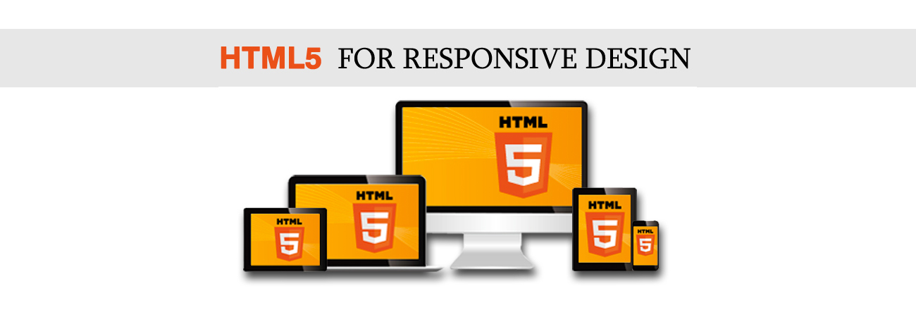 HTML and Responsive Designs have a number of uses!