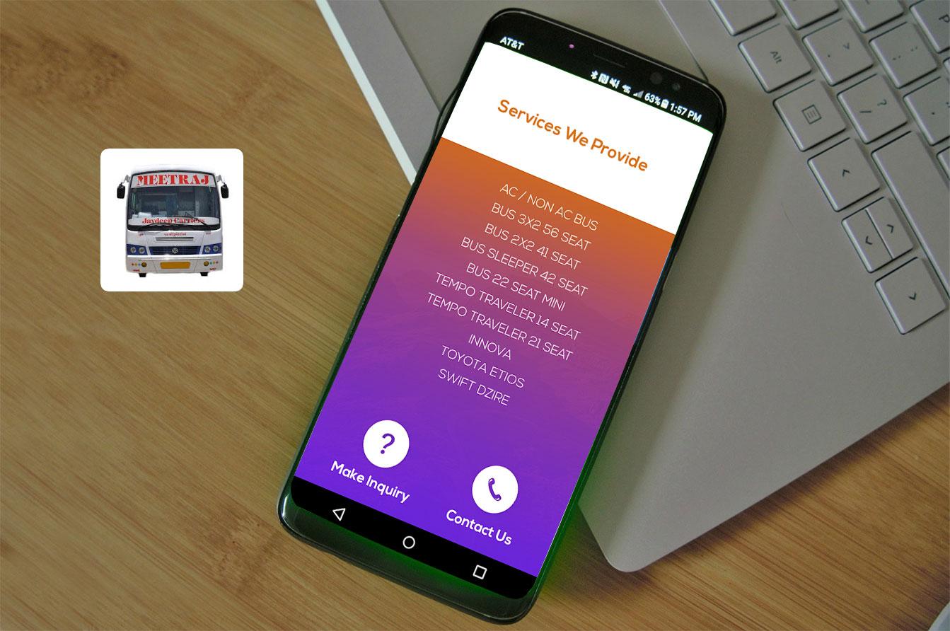 Meetraj App
