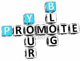 Promote your blog on forums and news sites