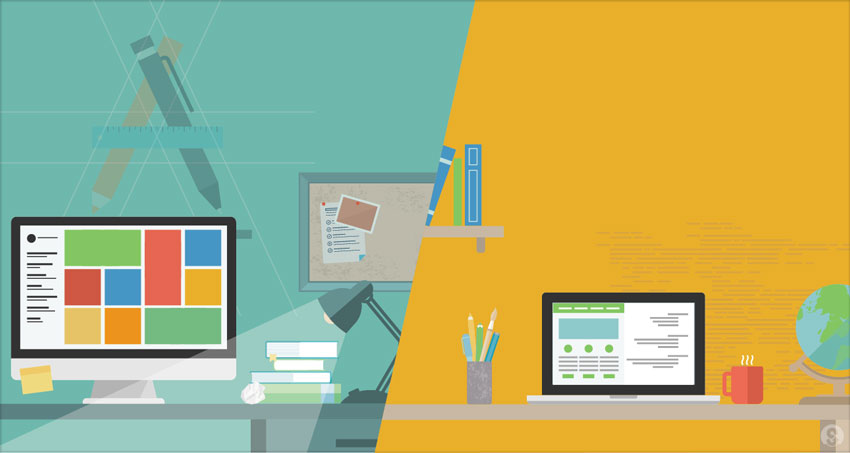 Web Development Tips: Bringing the Perfect Balance between Texts and Images