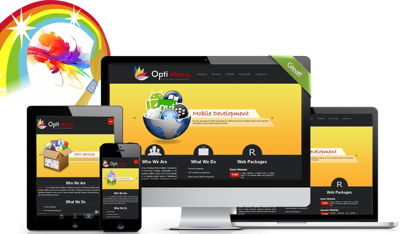 Need of Hiring a Responsive Web Design Company
