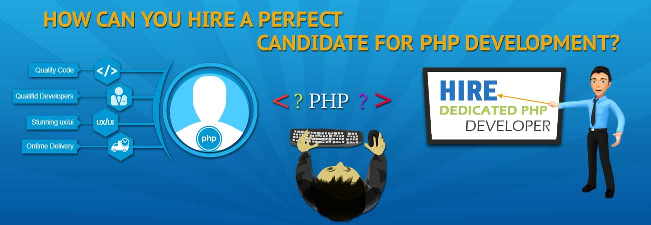 How can you hire a perfect candidate for PHP development?