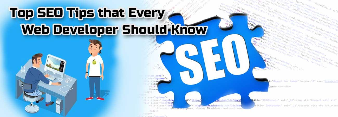 Top SEO Tips that Every Web Developer Should Know